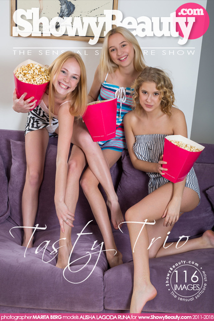 Showybeauty TASTY TRIO  SITERIP IMAGESET ZIPARCHIVE Siterip