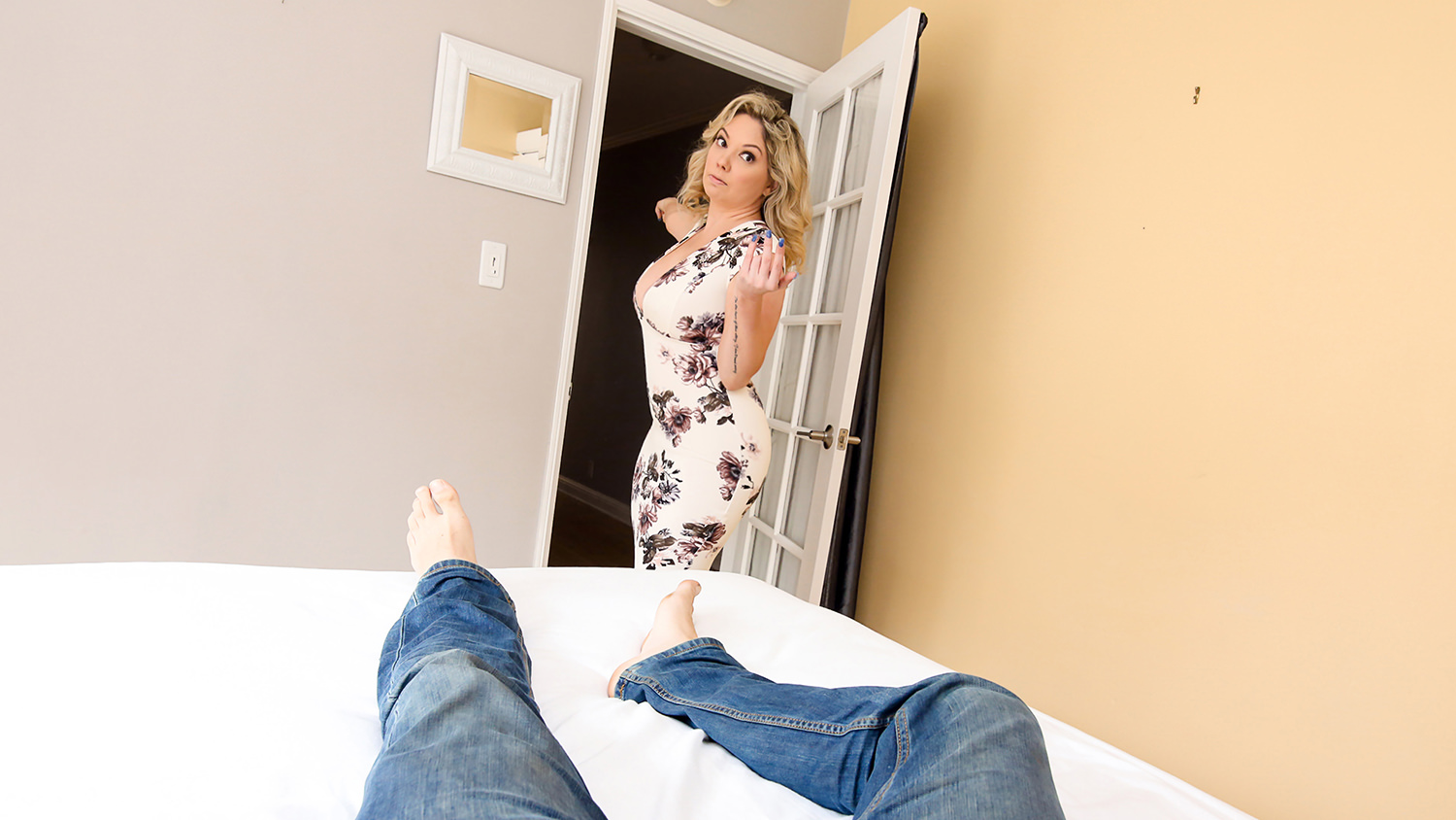 Pervmom christie stevens in The Naughtiest Bustiest Milf  Siterip mp4 Mobile+Desktop Teamskeet Siterip