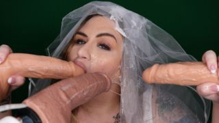 MANYVIDS housewifeswag in Bridal Bukkake  Video Clip WEB-DL 720p mp4 Siterip