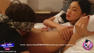 Modelhub spicygum June Liu   / SpicyGum - Asian Teen Riding a Guy's Face and Squirt in Mouth  WEBRIP 2k uncut Siterip